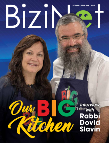 BiziNet Magazine #94 - Jan/Feb 2019